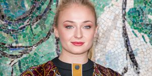 Sophie Turner hair Game of Thrones