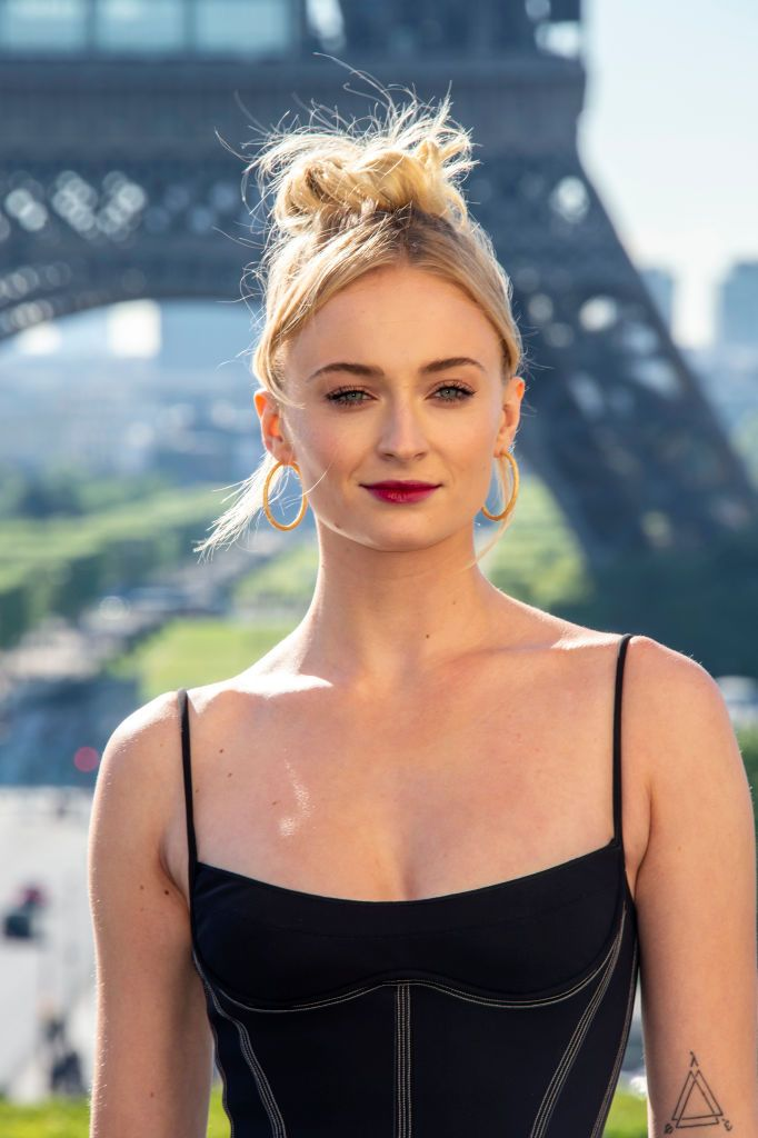 How Sophie Turner Celebrated Her 24th Birthday