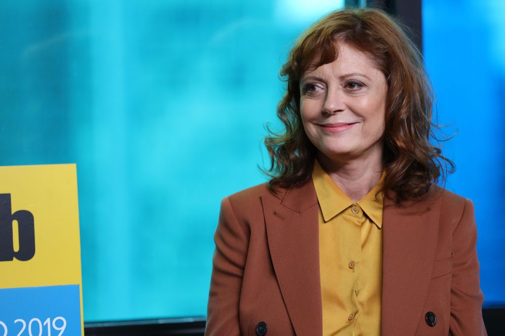 "Susan Sarandon says she's ""dumfounded"" being in her 70s"
