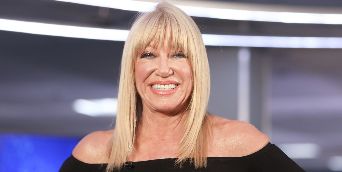 Suzanne Somers Fans Are Cheering Her on After Seeing Her Pantsless 75th Birthday Instagram