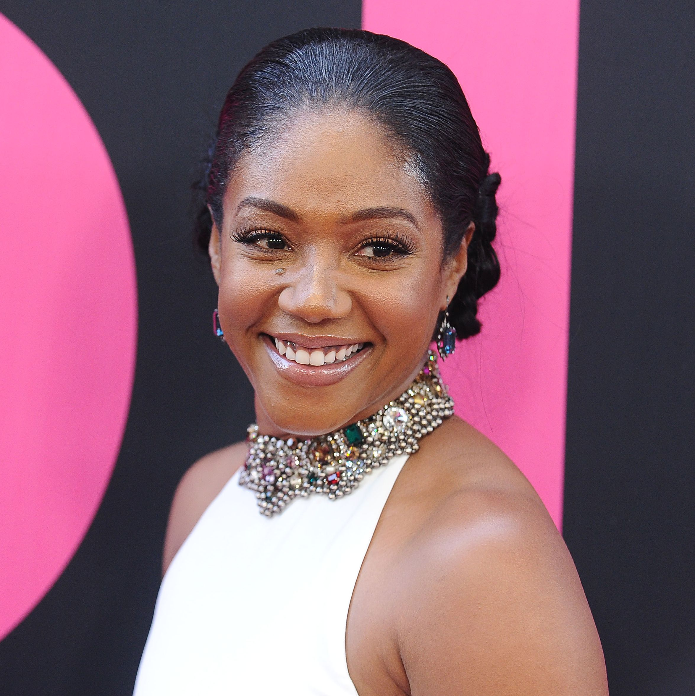 Tiffany Haddish Has Officially Worn This $4,000 Alexander McQueen Dress Five Times