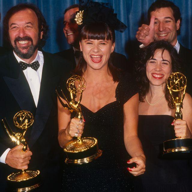 Tracey Ullman Wins Emmy Award
