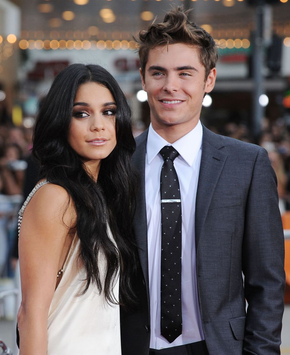 Vanessa Hudgens Opened Up About the Good and Bad of Dating Zac Efron During <i>High School Musical</i>