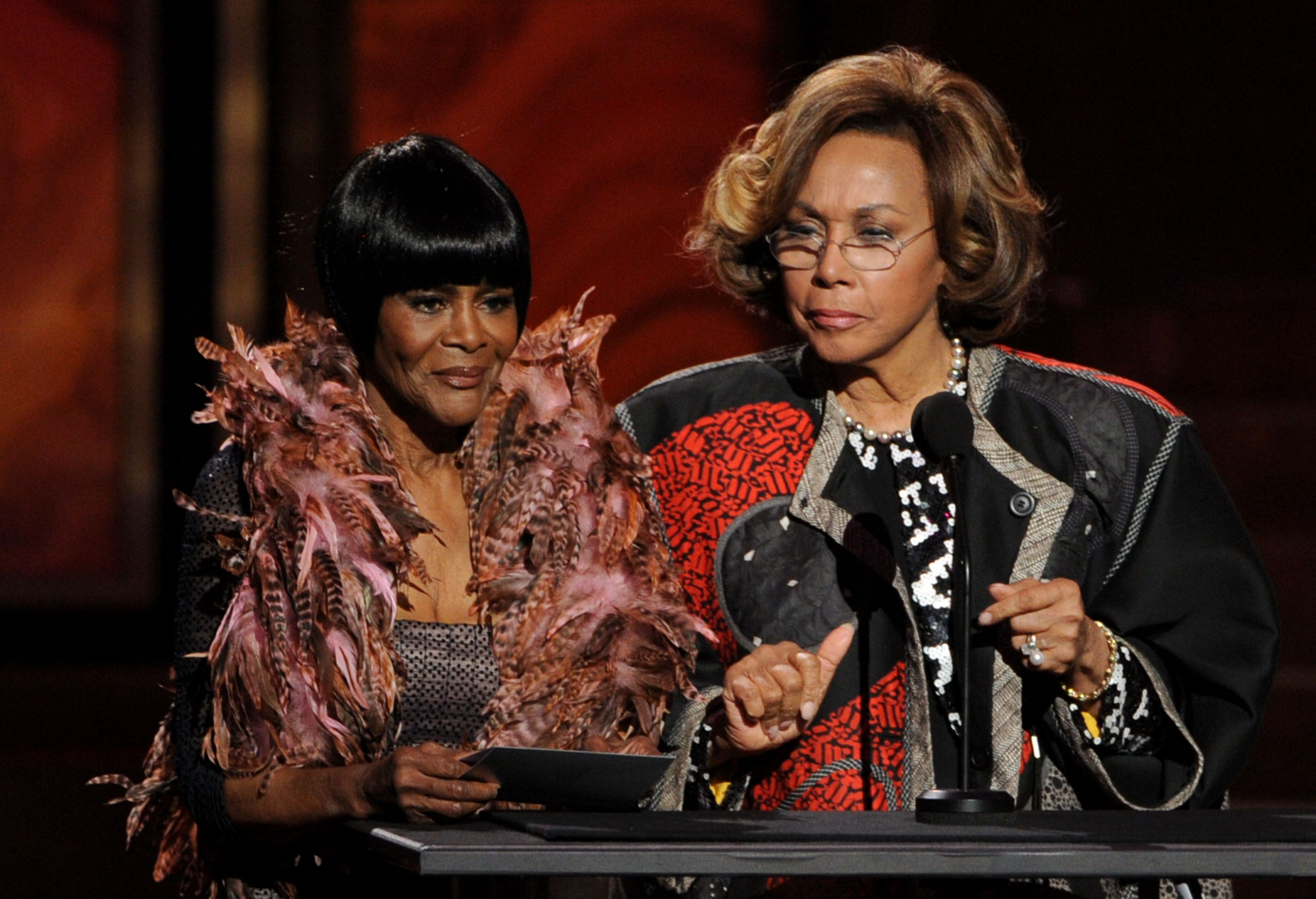 Cicely Tyson Says She Visited Her Friend Diahann Carroll Days Before Her Death