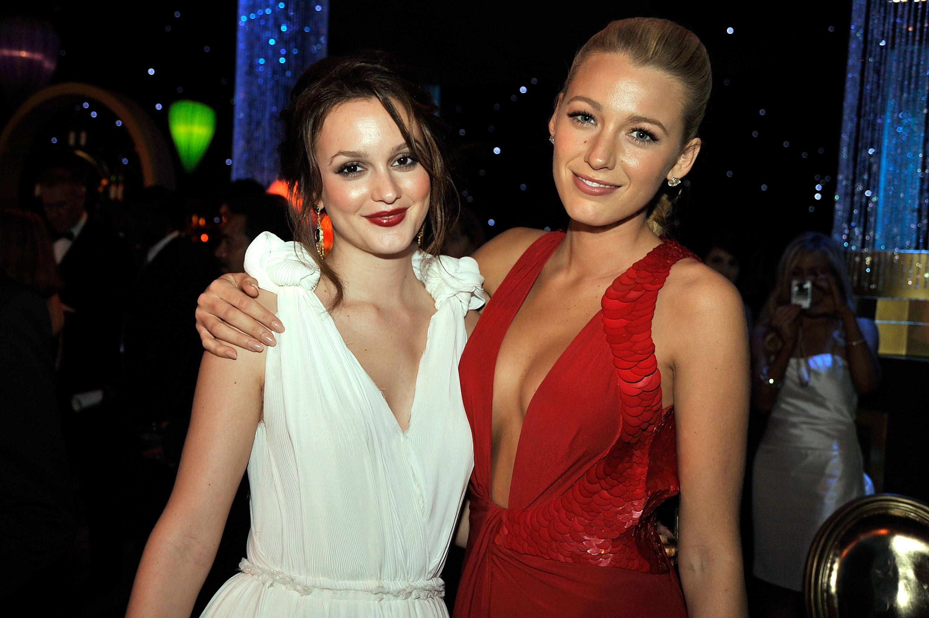 Blake Lively gets nostalgic over Gossip Girl with an Emmys throwback