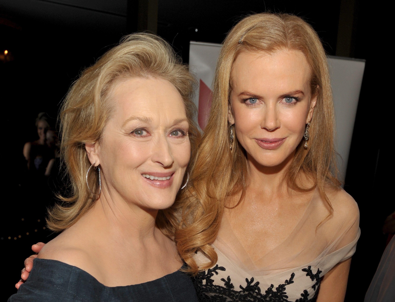 'Big Little Lies': Nicole Kidman cuenta cómo fue el fichaje de Meryl Streep