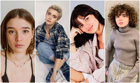 las actrices españolas del futuro