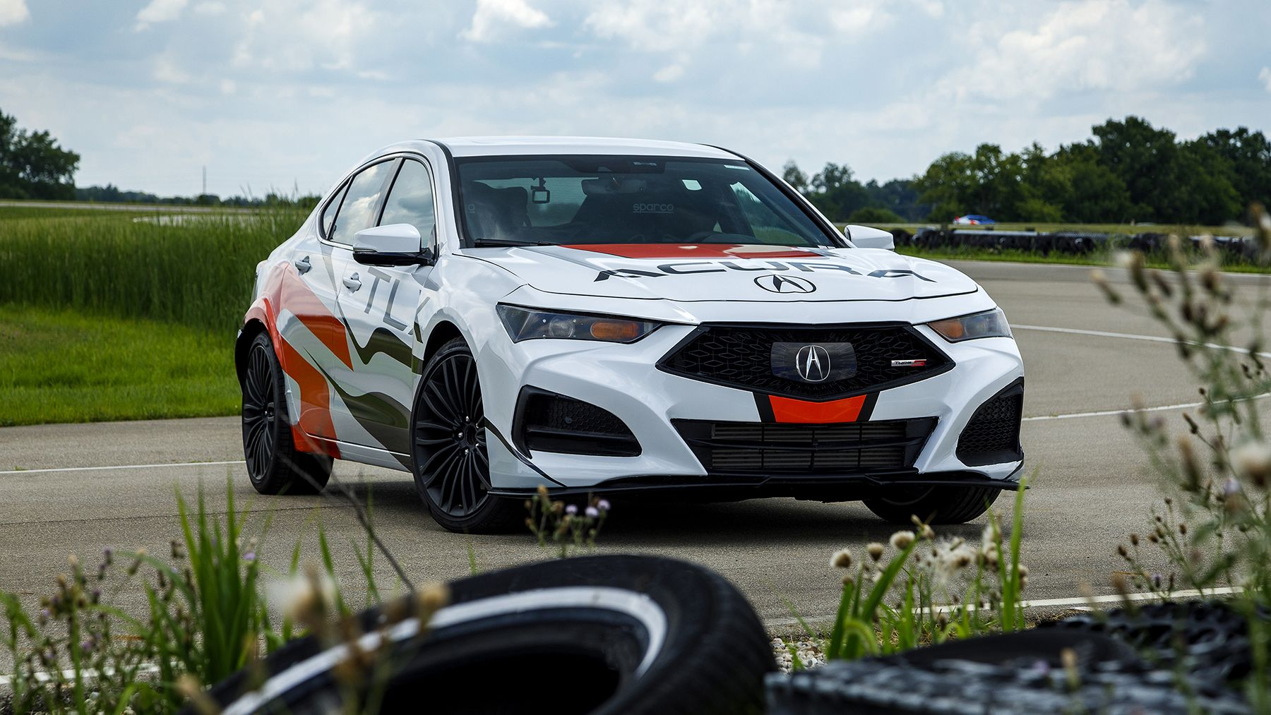 Acura Tlx Type S To Hit Pikes Peak With 355 Hp