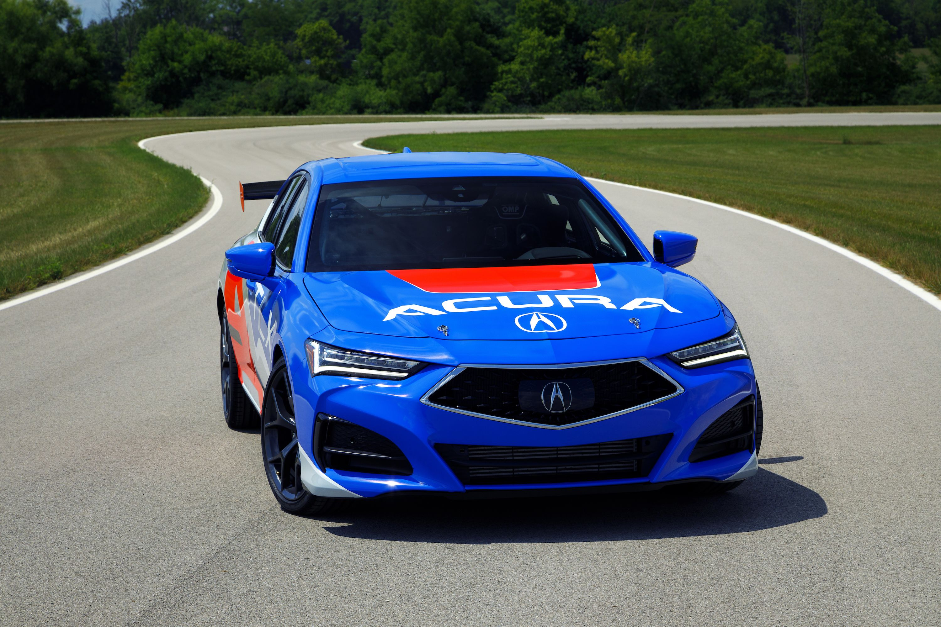 2021 Acura Tlx Type S Makes Up To 355 Hp And 354 Lb Ft Of Torque