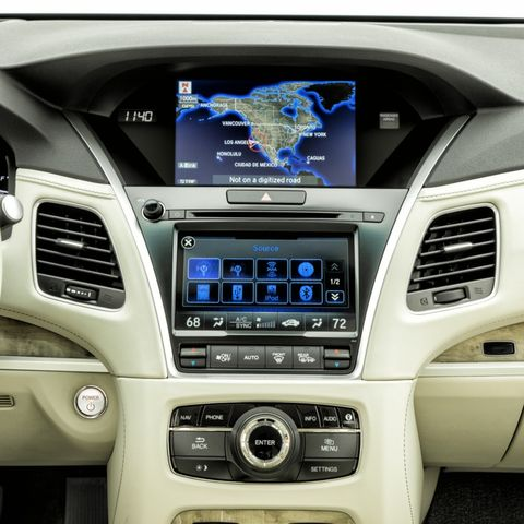 in-car infotainment