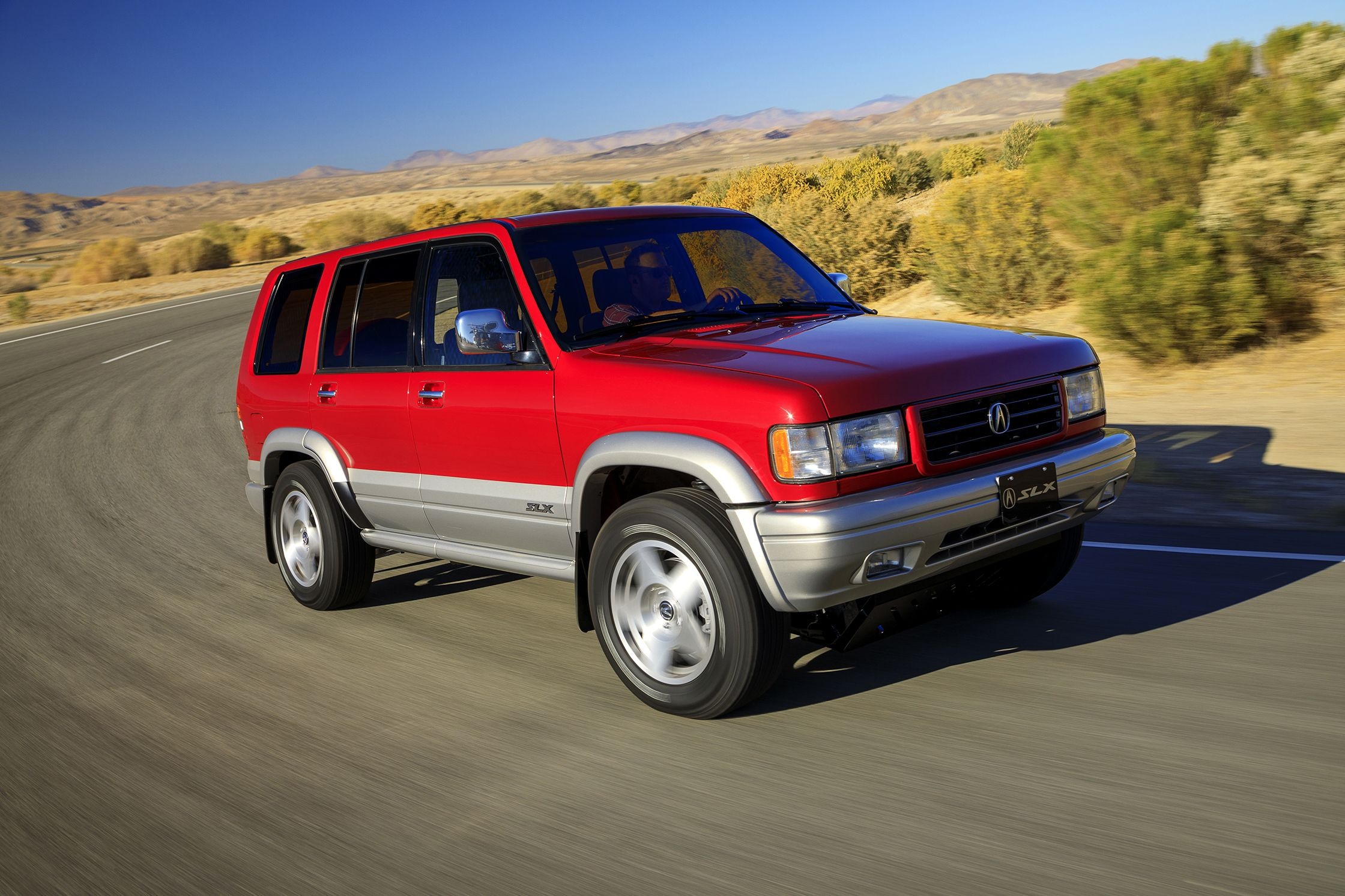 Acura Gave This 1997 SLX a Modern AWD System and a 350-HP VTEC Engine