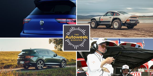 the autoweek dispatch january 8, 2021