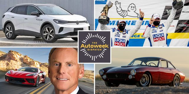 the autoweek dispatch august 28, 2020