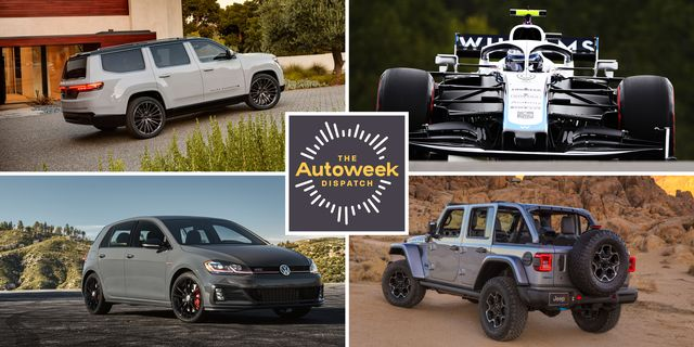 the autoweek dispatch september 4, 2020