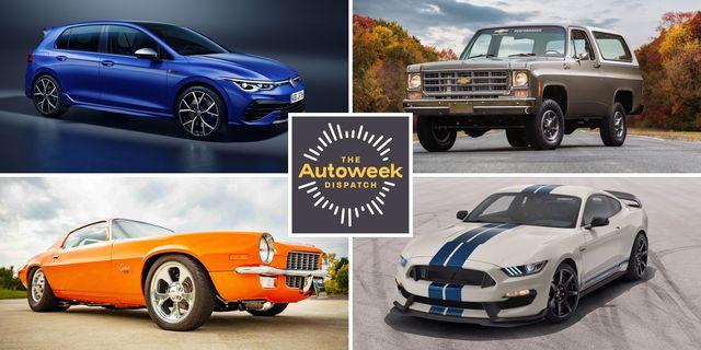 the autoweek dispatch november 6, 2020