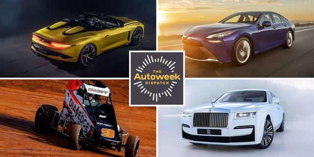 the autoweek dispatch december 25, 2020