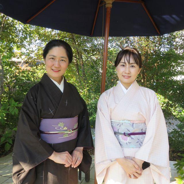 安達絵里子さんとご友人