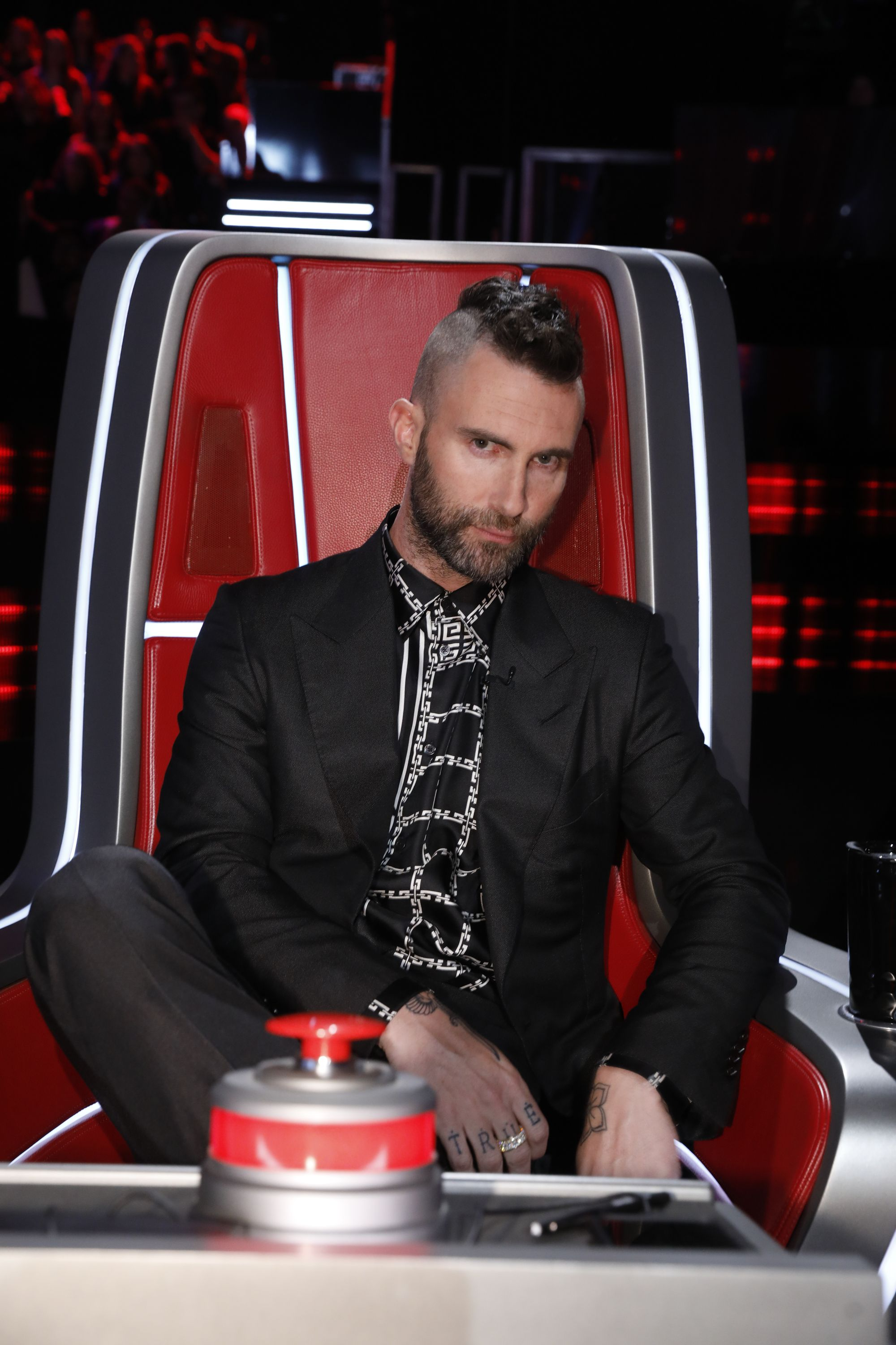 Adam Levine Tells Ellen DeGeneres He Left The Voice to Spend More Time with His Daughters
