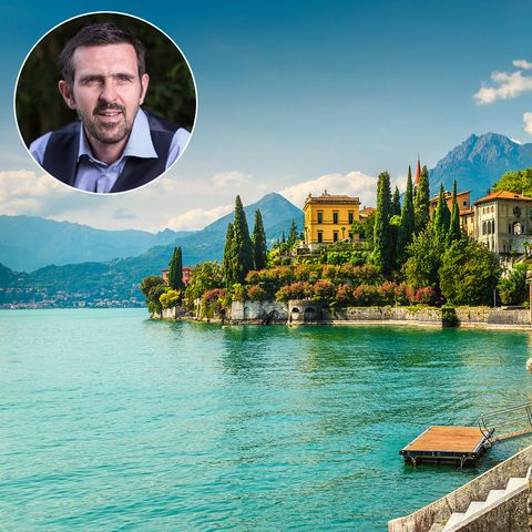 Italian Lakes with Adam Frost