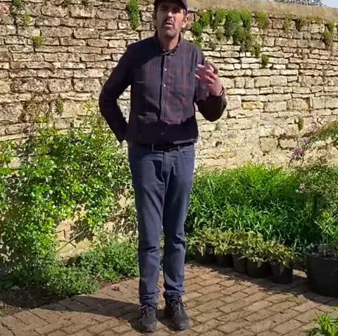 adam frost garden tour