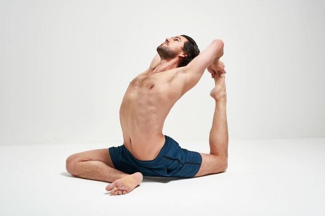 yoga workout for men