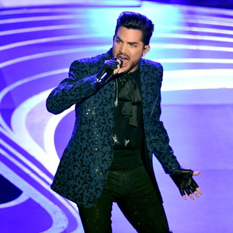 Best Oscars 2019 Queen Tribute Twitter Reactions To Adam Lambert Performance
