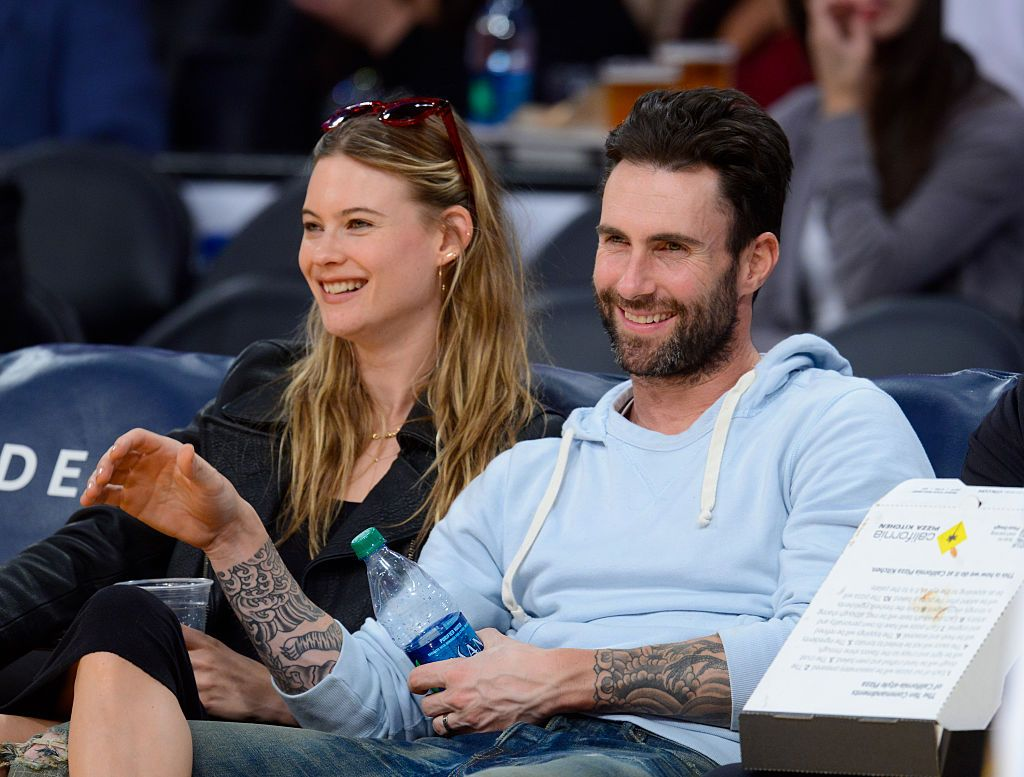What Does Adam Levine's Wife Behati Prinsloo Think About His Exit From 'The Voice?'
