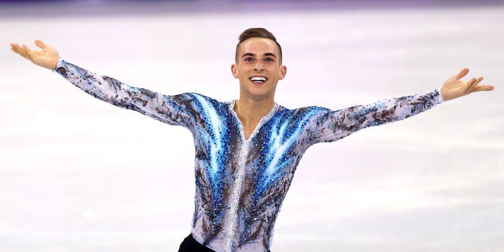Adam Rippon: Being Vocal Has Given My Skating a 'Greater Purpose'