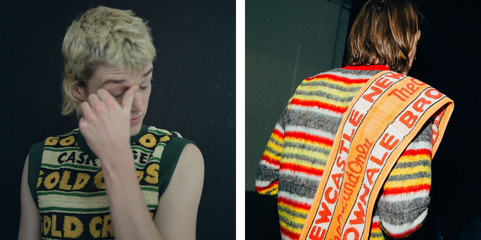 Adam Jones Is the Welsh Designer Making Clothes for (and From) the Pub