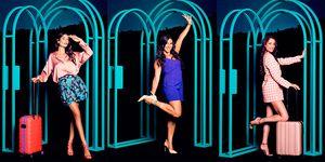 Adara, Estela e Irene, nominadas 'GH VIP7'