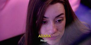Adara Molinero, Hugo Sierra, Adara GH, Adara y Hugo