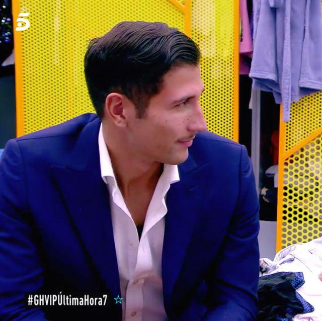 Adara Molinero y Gianmarco en GH VIP 7
