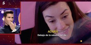 Adara confiesa lo que Gianmarco le hacía en la cama en GH VIP