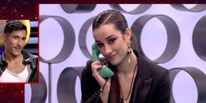 La llamada de Adara a Gianmarco