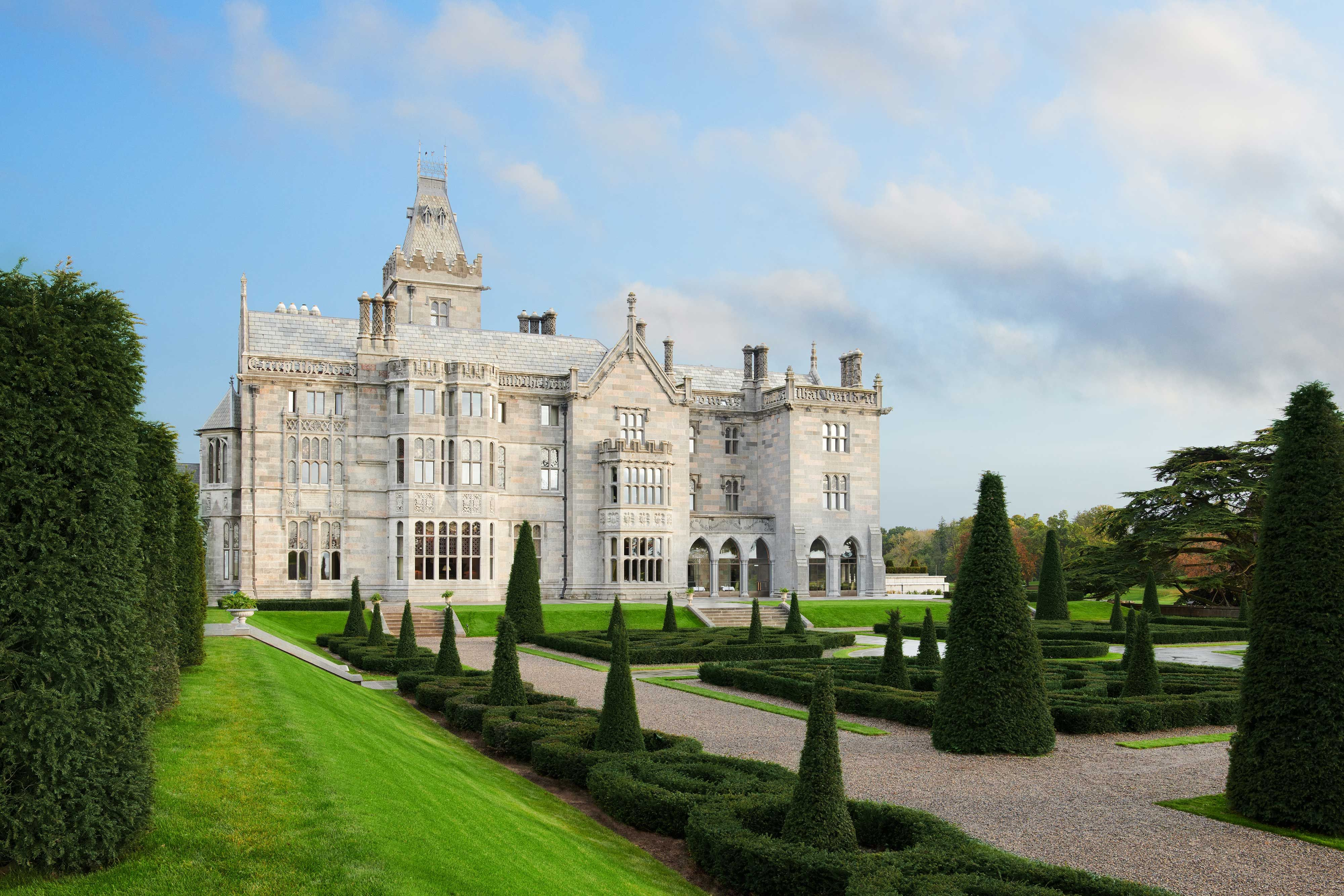 Romance And Relaxation At Adare Manor