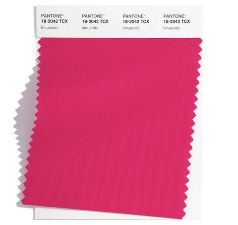 pantone 2022春夏紐約時裝周顏色
