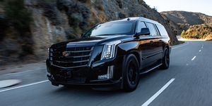 2021 Cadillac Escalade Spied Looking Handsome and ...