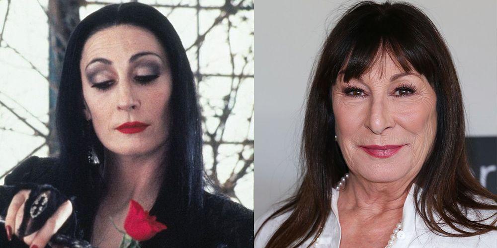 On light eyes addams morticia family Morticia Addams