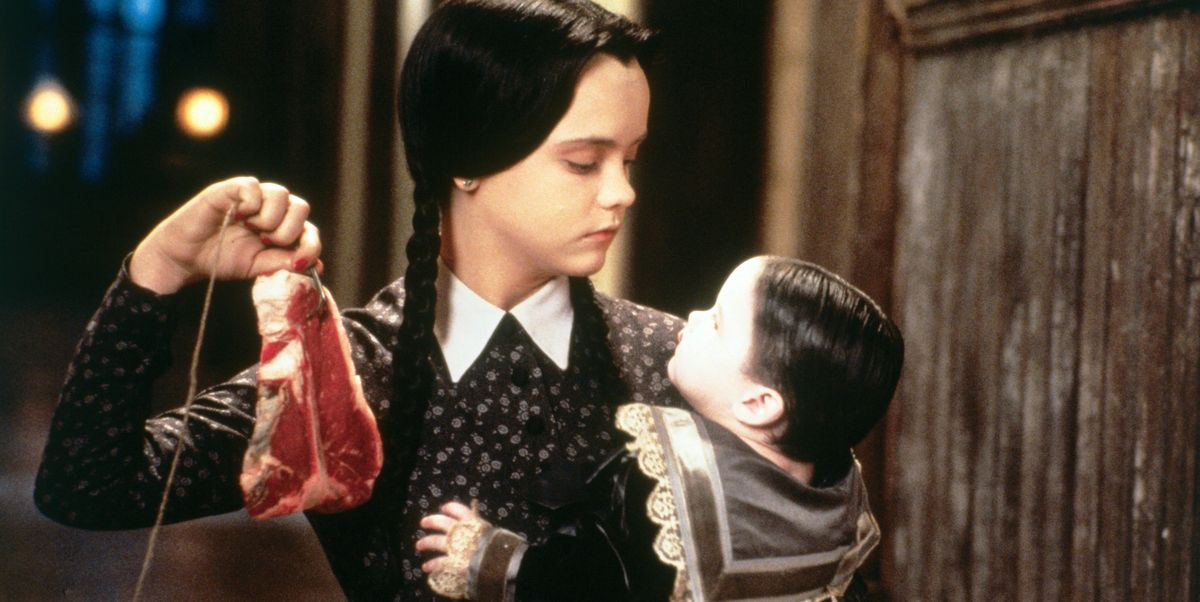11 things you never knew about Addams Family Values
