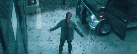 Deadpool fan Avengers: End Game trailer