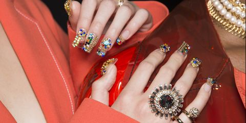 The Spring 2019 Nail Trends To Wear Right Now