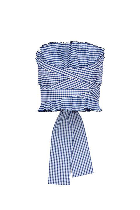 tie back tops
