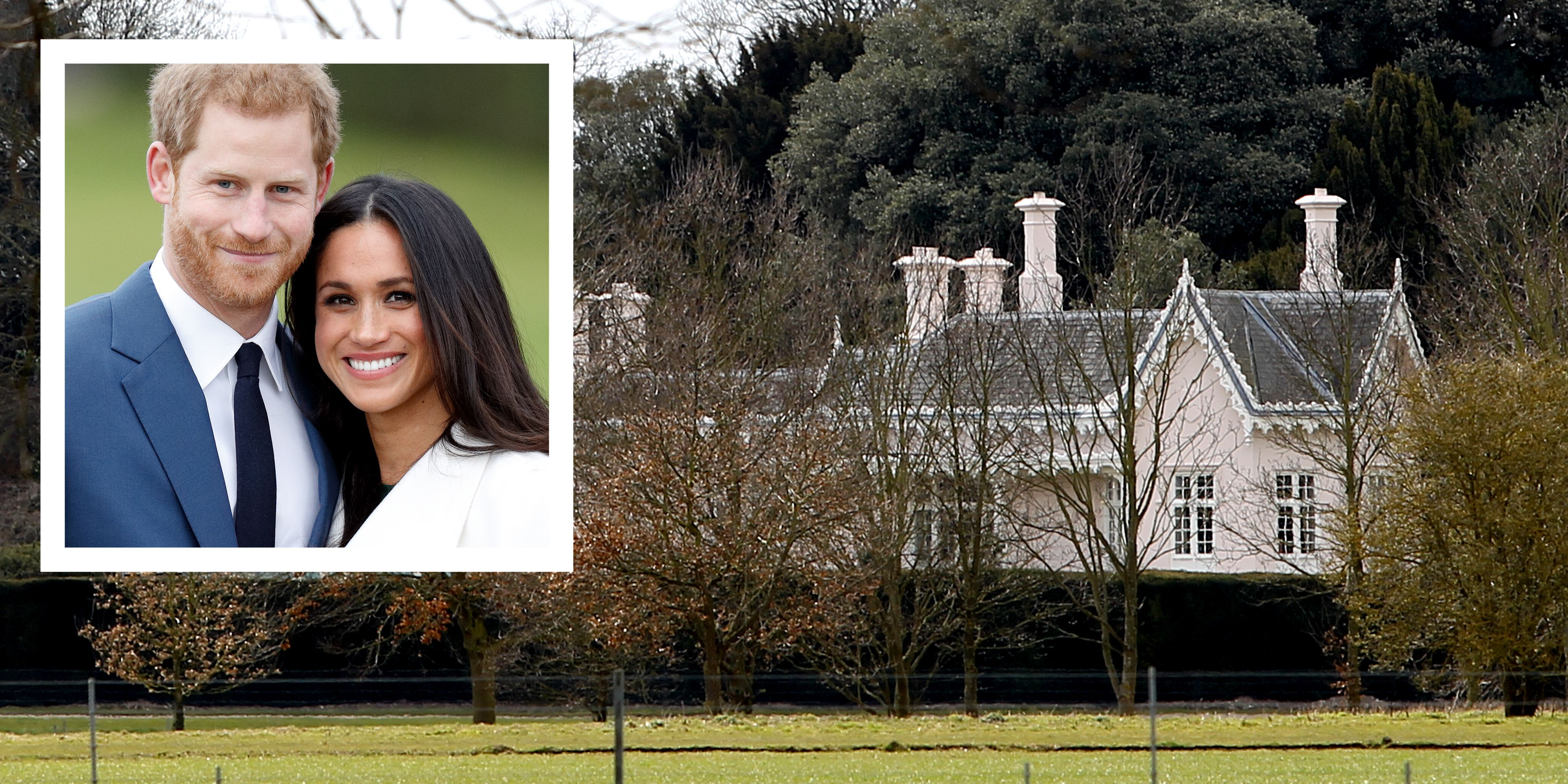 Where Is Adelaide Cottage In Windsor Will Meghan And Harry