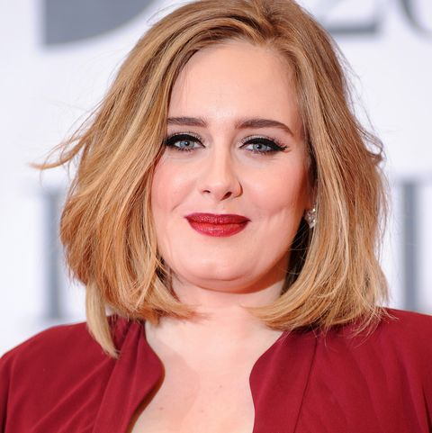 adele attends the brit awards 2016 at the o2 arena on news photo 512081466