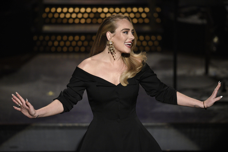 Adele delgada - Adele antes y después: su dieta y entrenamiento