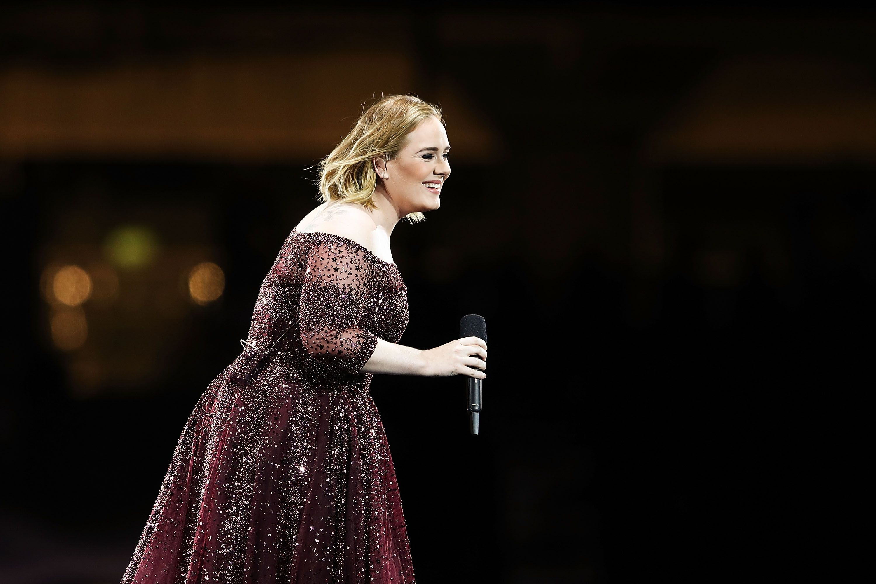 Adele Officiated Her Friend's Wedding in London and Provided the Entertainment, Too