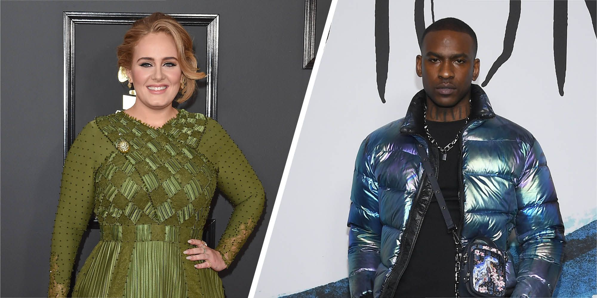 Adele And Skepta Are Dating According To Reports