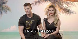 Adelina y Jose, La isla de las tentaciones, Relaciones sentimentales