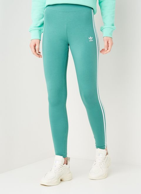 Clothing, Green, Blue, Sportswear, Aqua, Tights, Turquoise, Active pants, sweatpant, Leggings,