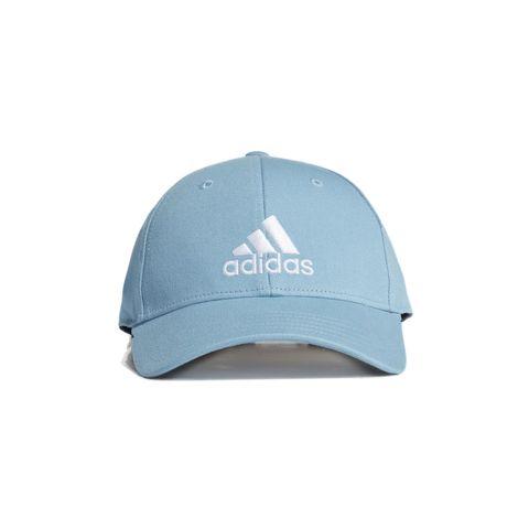 adidas honkbalpet pet blauw wit hoofddeksel headwear